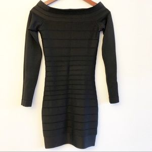 FRENCH CONNECTION Sexy Off Shoulder Dress SZ 2